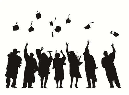 祝贺河北商贸学校24名同学顺利通过初